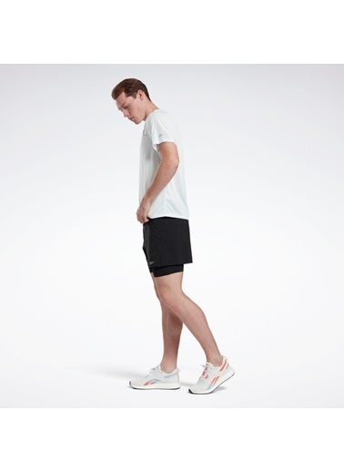 Reebok One Serıes Runnıng Epıc Two-In-One Şort Siyah